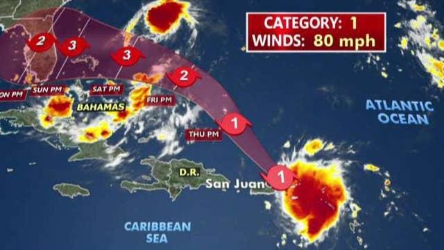 Puerto Rican officials urge calm ahead of Dorian