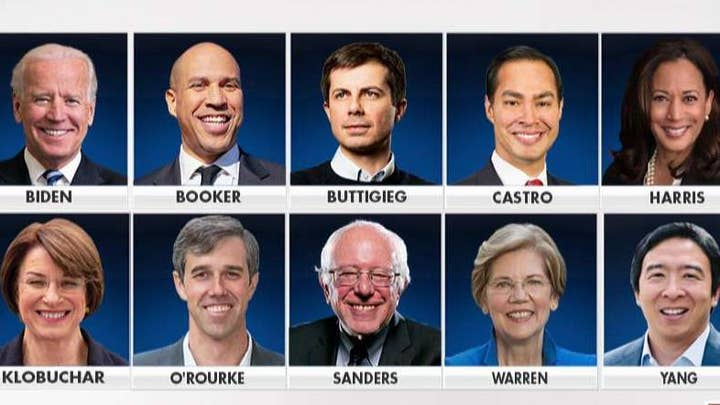2020 Democratic hopefuls are down to the wire to meet the requirements to take the stage at the third debate