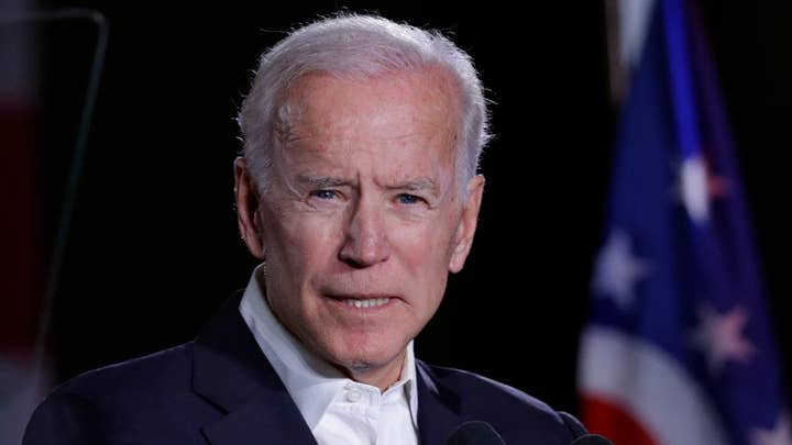 Joe Biden makes fight against racism a core campaign issue