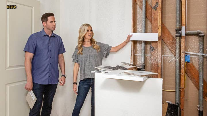 Tarek El Moussa talks working with his girlfriend, Heather, in the future: 'There's potential'