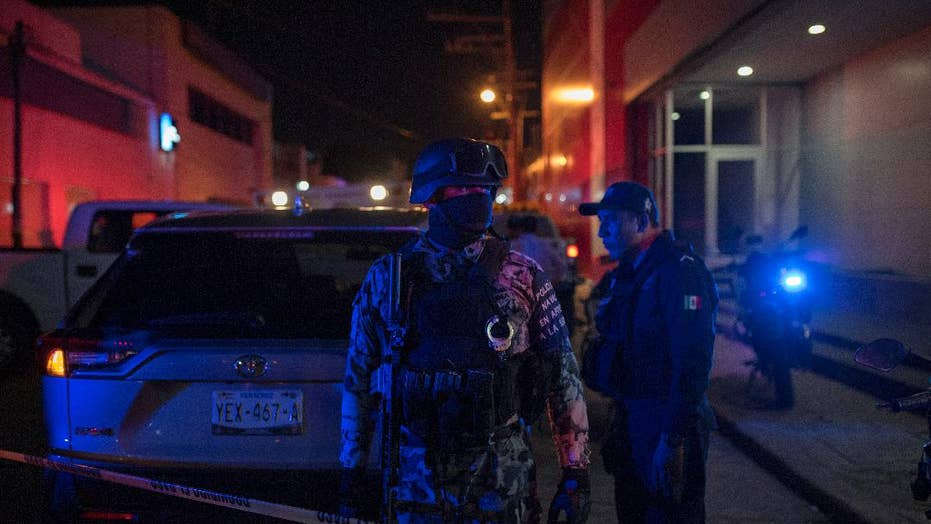 25 killed in attack on bar in southern Mexico