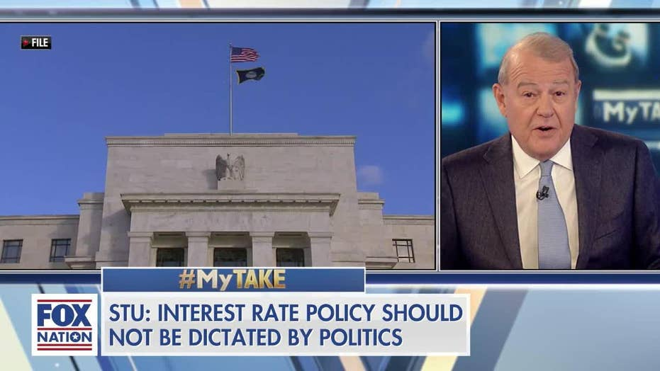 Varney warning to the Federal Reserve 'Politics is not your job -- knock it off'