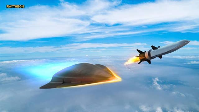 Air Force and DARPA testing new hypersonic weapons prototypes