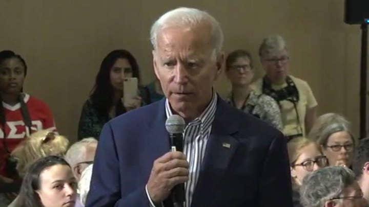 Joe Biden flubs key details of harrowing war story
