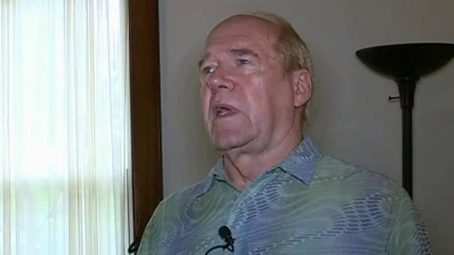 Ohio grandfather with a gun stops intruder