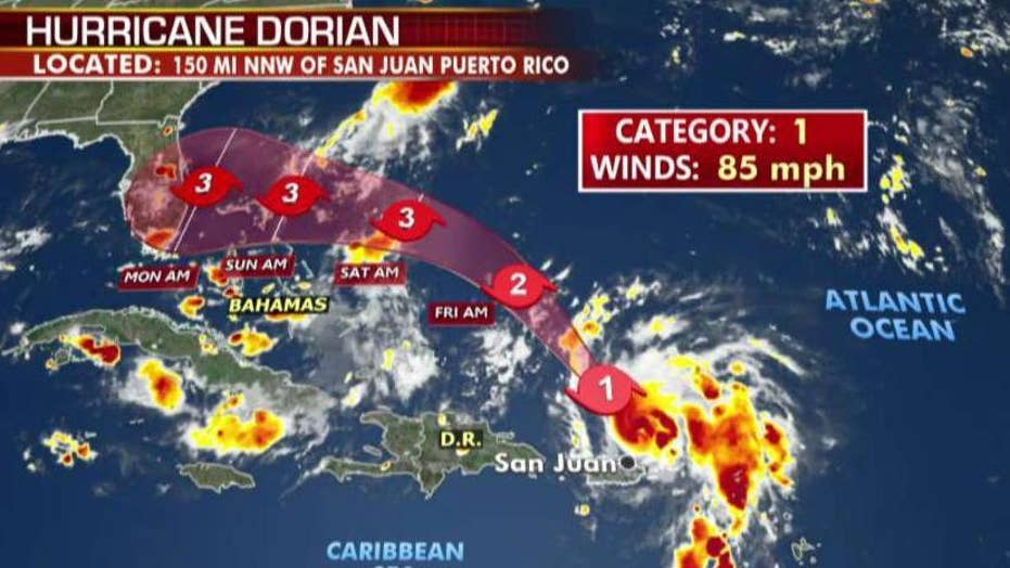 Now is the time to get prepared for Dorian, FEMA says