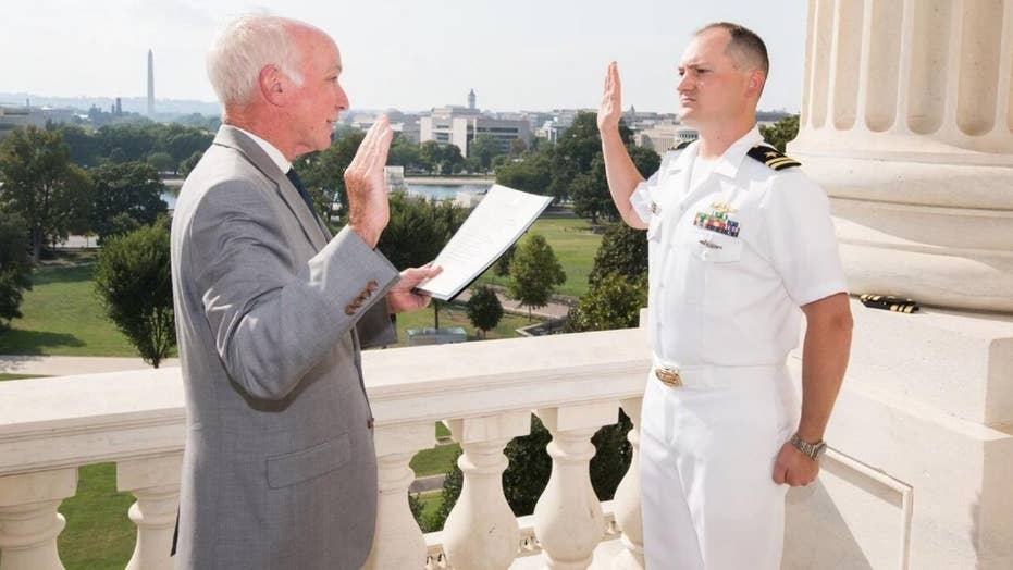 Reports: Navy's No. 2 officer in command of super-secret attack submarine is relieved of duty