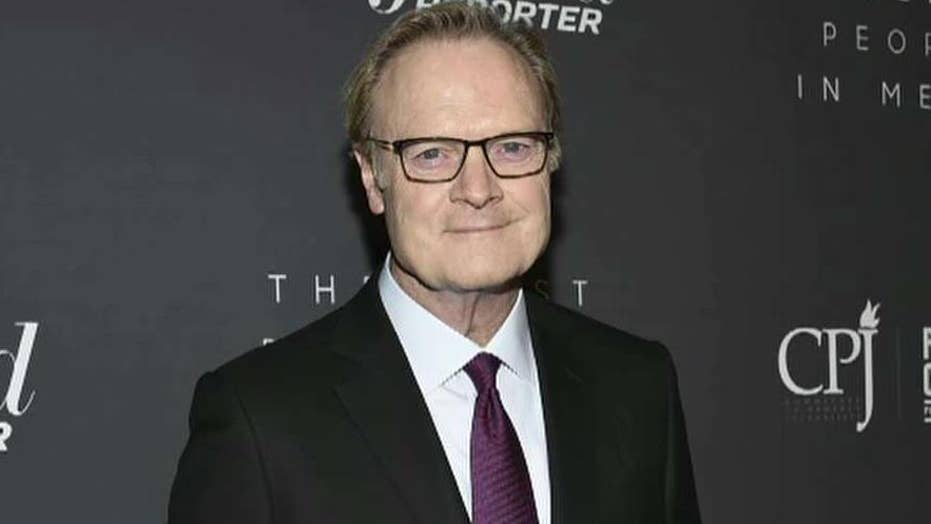 MSNBC's Lawrence O'Donnell apologizes for unverified Trump-Russia report