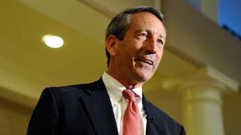 Mark Sanford decision on 2020 Trump primary challenge looms