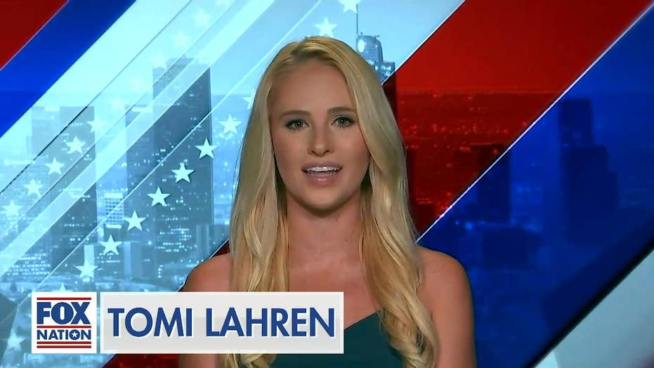 Tomi Lahren on Pete Davidson's viral rant ripping into student audience: 'He makes a good point'