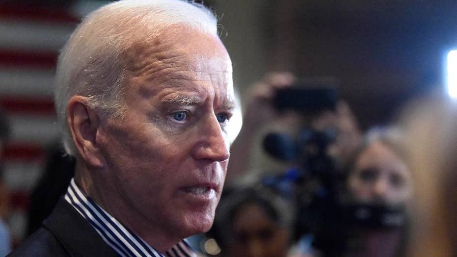 Joe Biden defends war story discrepancies after being accused of conflating details