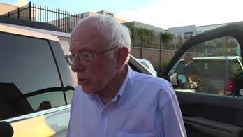 Bernie Sanders calls for eliminating all medical debt at South Carolina event