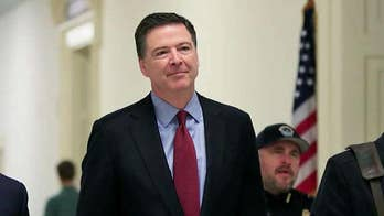 Gregg Jarrett: James Comey is now one of US history's most notorious schemers – Move over Bernie Madoff