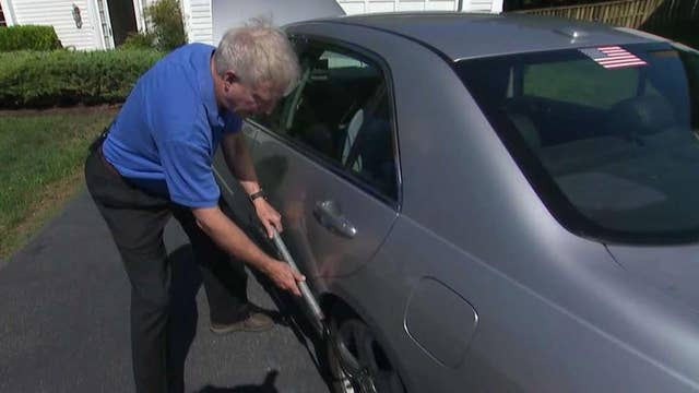 Low-tech solutions to automobile breakdowns