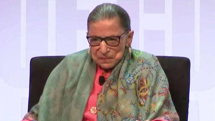 foxnews.com - Ronn Blitzer - Ruth Bader Ginsburg misses Supreme Court arguments due to illness