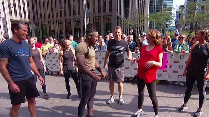 New fitness trend 'Strong by Zumba' comes to the Fox Square!