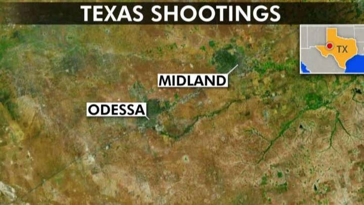 Odessa PIO: Five dead, more than 20 injured in mass shooting