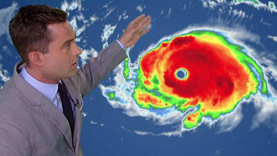 Hurricane Dorian reaches category 4, continues to strengthen