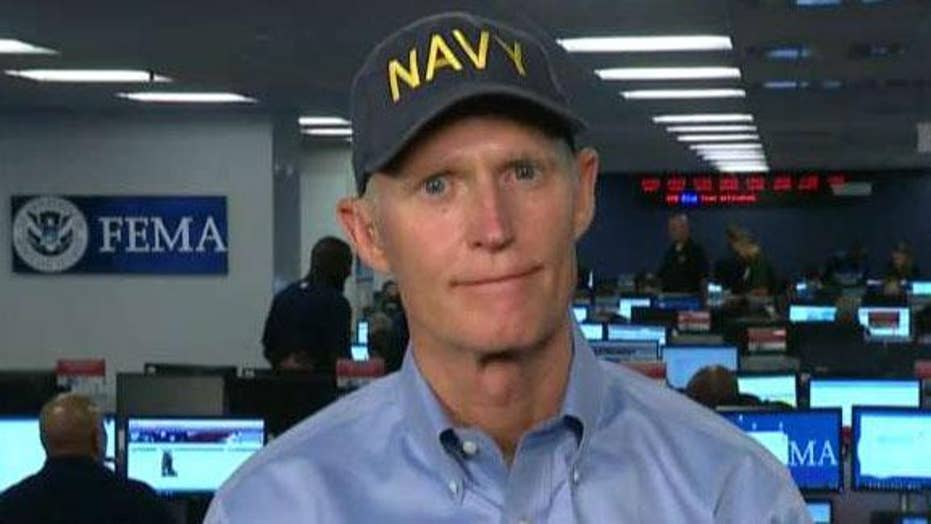 Sen. Rick Scott on final preparations for Hurricane Dorian