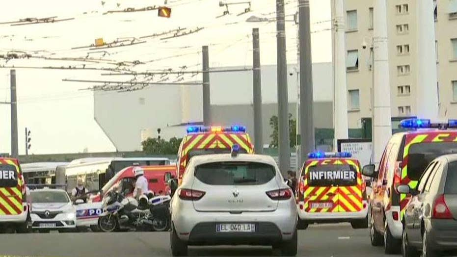 One dead, six injured in Lyon, France knife attack