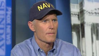 Florida Senator Rick Scott on threat posed by Hurricane Dorian