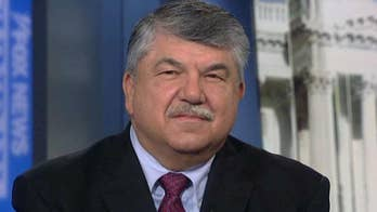 AFL-CIO president on impact of Trump administration's trade war with China