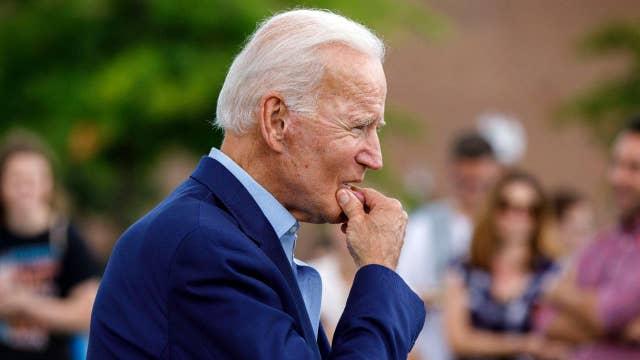 Biden botches war story
