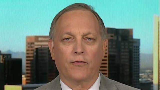 Rep. Biggs says he wasn't surprised by the IG report's findings on Comey