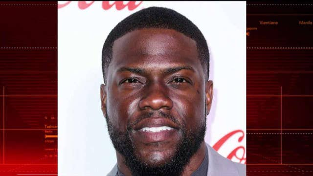 Kevin Hart suffers 'major back injuries' after overnight car crash