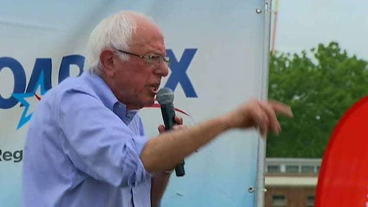 Bernie Sanders plans to 'end all medical debt'