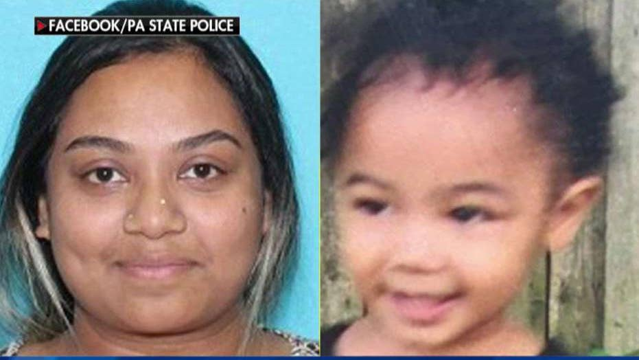 Woman arrested in toddler's kidnapping said father 'sold