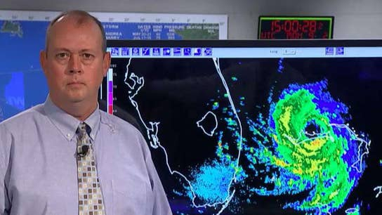 Hurricane Dorian downgraded to Category 4 as powerful storm's winds decrease slightly