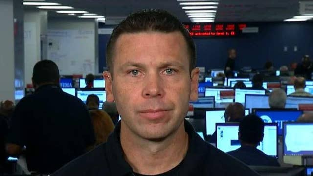 Acting Homeland Security Secretary Kevin McAleenan says federal government absolutely ready for Dorian