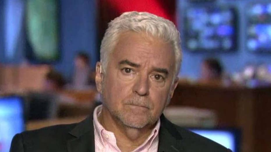 John O'Hurley says he's embarrassed for Debra Messing, Eric McCormack for their call to shame Trump donors
