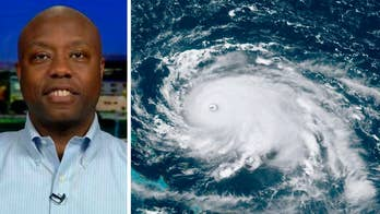 Sen. Tim Scott warns South Carolina residents in Hurricane Dorian's path: Complacency leads to catastrophe
