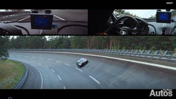 Bugatti Chiron breaks 300 mph