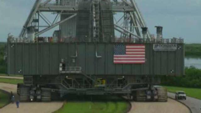 HURCON I: NASA braces for Hurricane Dorian