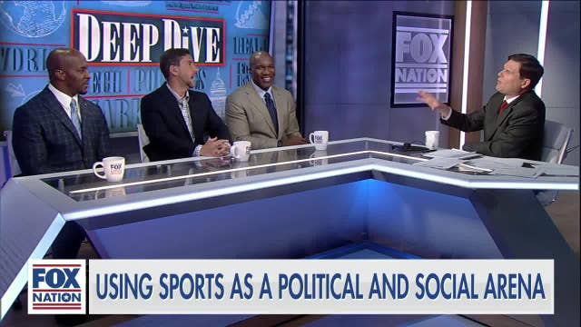 Sports Journalist: Political controversy in the 2020 NFL season will be 'wild'