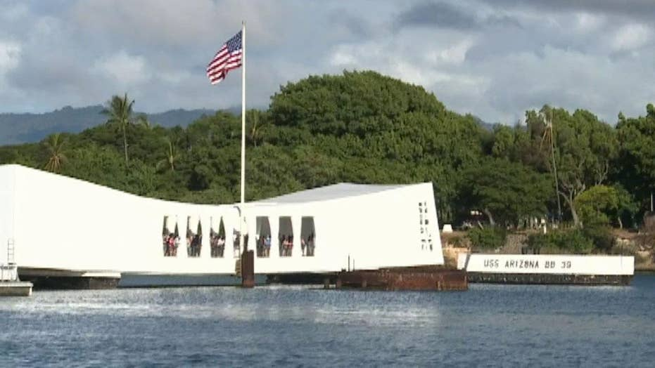 USS Arizona Memorial reopens a month ahead of schedule