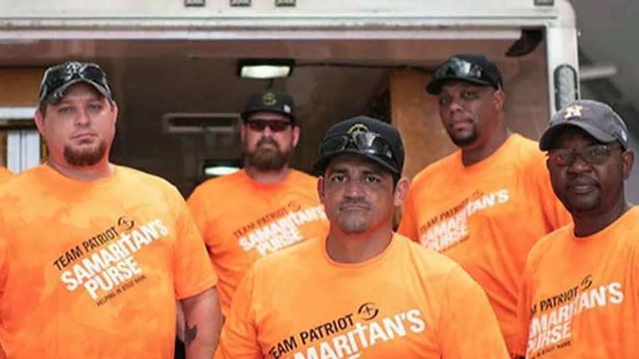 Christian organization Samaritan's Purse helps with Hurricane Dorian relief
