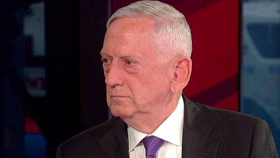 James Mattis talks new book, relationship with Trump on 'Fox & Friends'