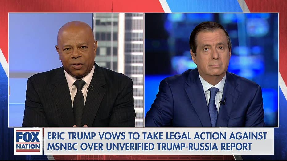 Howie Kurtz: Media shrugged off MSNBC's false reporting about Trump