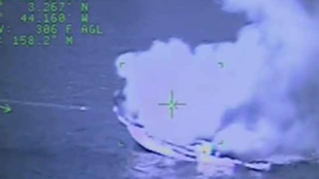 A look inside the California dive boat that went down in flames