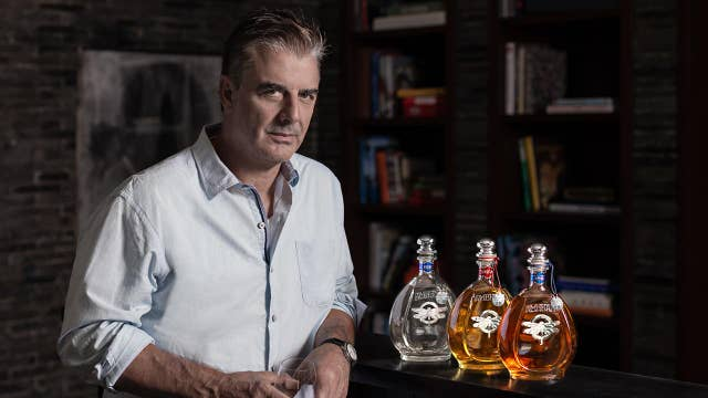 Actor Chris Noth talks tequila and 'Sex and the City'