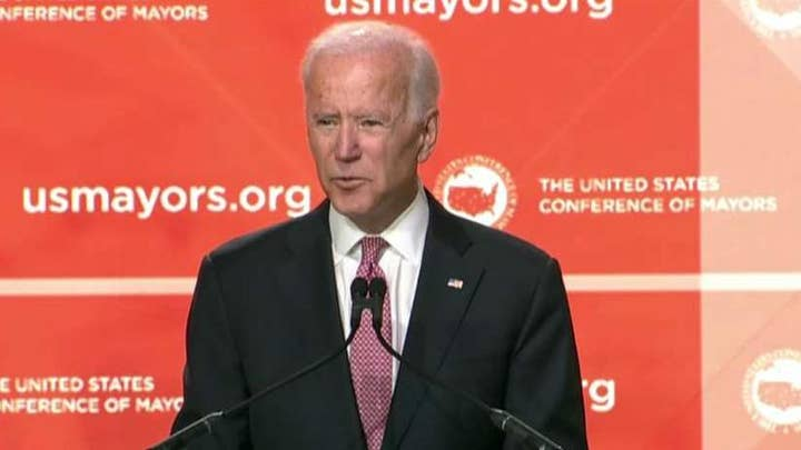 Biden pushes back amid evidence of inaccurate war story