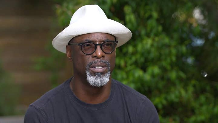 Grey's Anatomy Star Isaiah Washington opens up about decision to leave the Democratic party