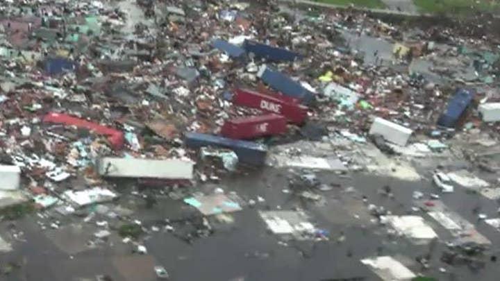 Death toll in Bahamas rises to 20 following Hurricane Dorian