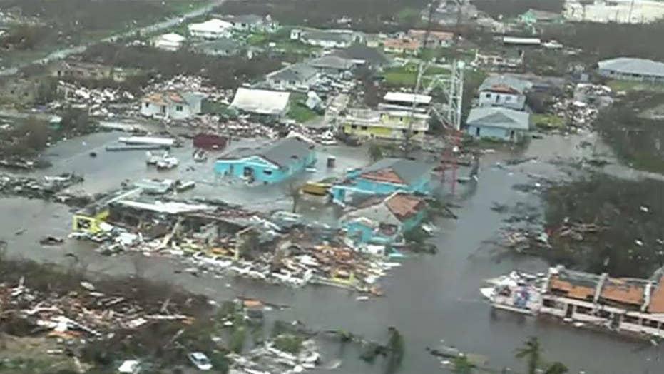 Curfew in effect for Atlantic Beach, Florida ahead of Hurricane Dorian