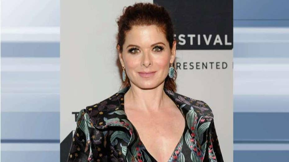 Actress Debra Messing slams Trump's upcoming Beverly Hills fundraiser