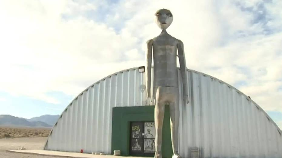 Commissioners in Lincoln County approve separate alien-themed festivals